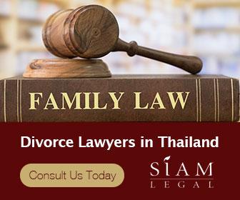 Divorce Lawyer in Thailand