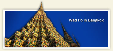 Wad Po in Bangkok