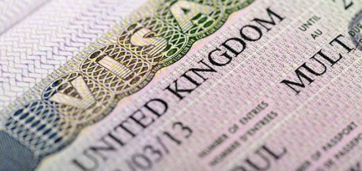 U.K. Visa